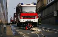 <h5>2009 Feuerwehr-Übung</h5>