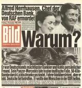 <h5>Titel BILD-Zeitung 1. Dez. 1989</h5><p>Danke der BILD-Redaktion für die Zusendung der alten Titelseite</p>