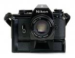 <h5>EM · erste Nikon-Amateurkamera</h5>